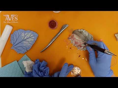 Mixing Apoxie Sculpt with Erin Gerlach