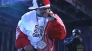 50 cent in da club live