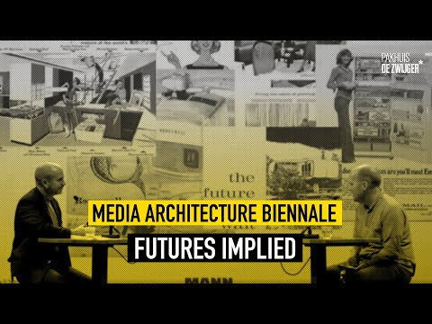Futures Implied: How Media Architecture shapes our cities