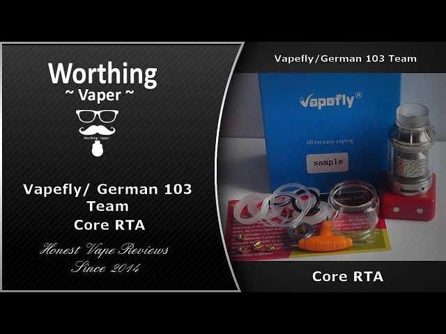 Vapefly Core RTA ~ Truely A Cloud Beast