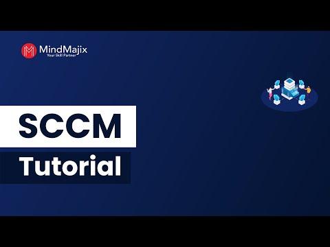 SCCM Tutorial | Microsoft SCCM Overview | MindMajix - YouTube