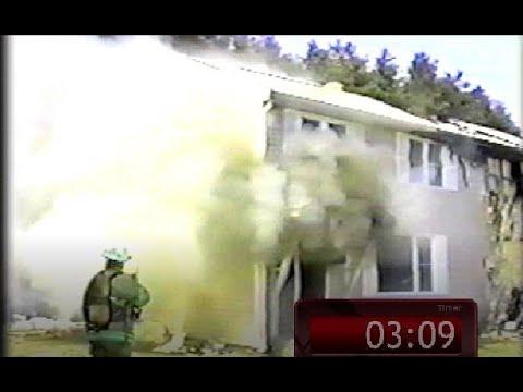 Fatal Fire Re-creation
