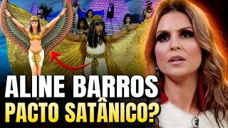 ALINE BARROS   O SUPOSTO ''PACTO COM O DIABO''   VERDADEIRO OU FALSO?