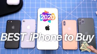 The Best iPhone to Buy in 2020