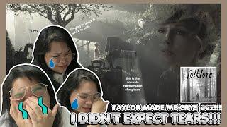 "[REACTION] TAYLOR SWIFT 'Cardigan' Official MV + 'Exile"" Lyrics Video"