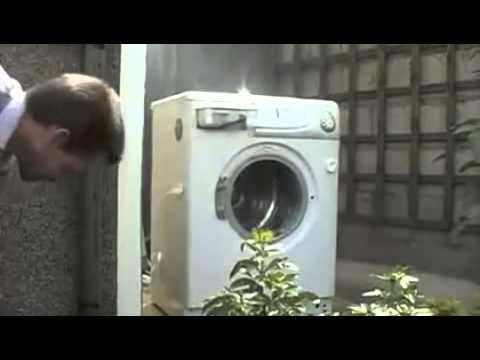 how does washing machine take