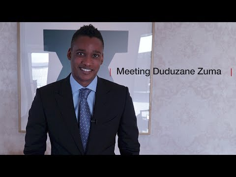 Duduzane Zuma: Exclusive BBC interview with the South African President&#39s son