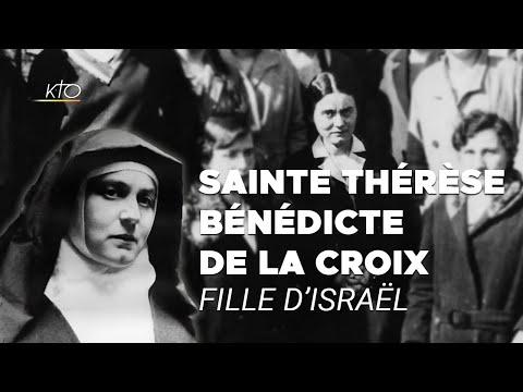 """Sainte Thérèse Bénédicte de la Croix - """"Fille d'Israël"""""""
