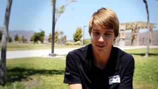 Lukas Verzbicas Story-Triumph over Adversity