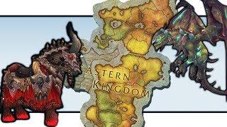 WoW Mount Farm World Tour — Eastern Kingdoms