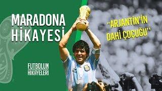 Maradona'nın Hikayesi | Huzur İçinde Yat, Diego!
