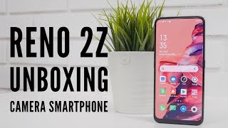 Oppo Reno2 Z Unboxing & Overview - The Camera Smartphone