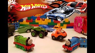 МАШИНКИ Hot Wheels Спасаем Джека!!!