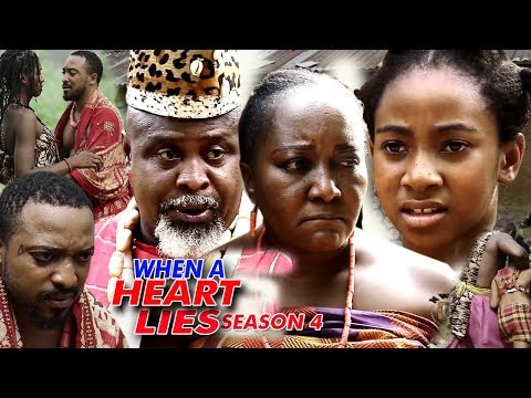 When A Heart lies Season 4 - 2018 Latest Nigerian Nollywood Movie Full HD
