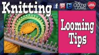 Loom Knitting For Beginners