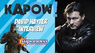 David Hayter Interview