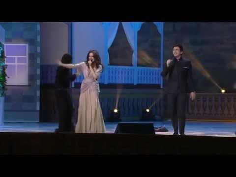 VARDA feat. Mihran Tsarukyan - Люби меня всегда | TASHI SHOW 2014 | Кремлевский дворец