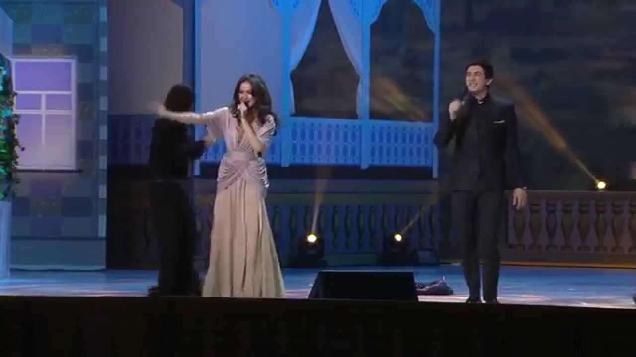 VARDA feat. Mihran Tsarukyan – Люби меня всегда | TASHI SHOW 2014 | Кремлевский дворец