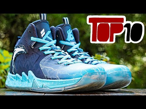 f897fe6f71de Top 8 chinese brand nba signature basketball shoes
