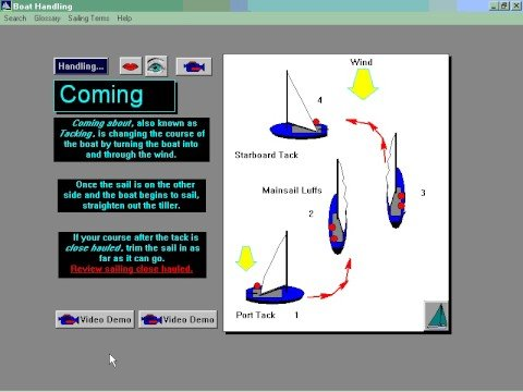 Learn to Sail Online Sailing Lessons