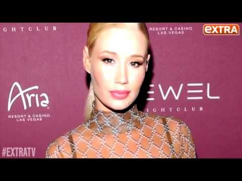 Iggy Azalea admits to Flash Breast Recovery Augmentation by Dr. Ghavami on EXTRATV