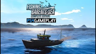 Море баренцево рыбалка