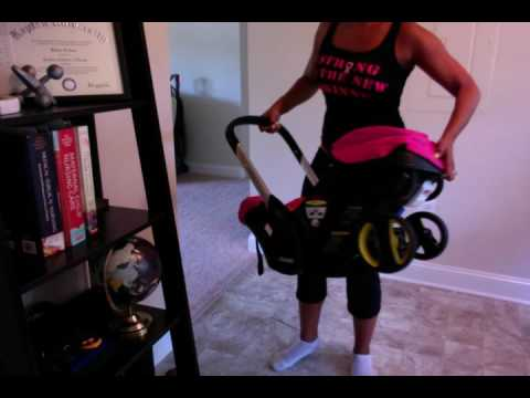 The Doona Car Seat/Stroller Review