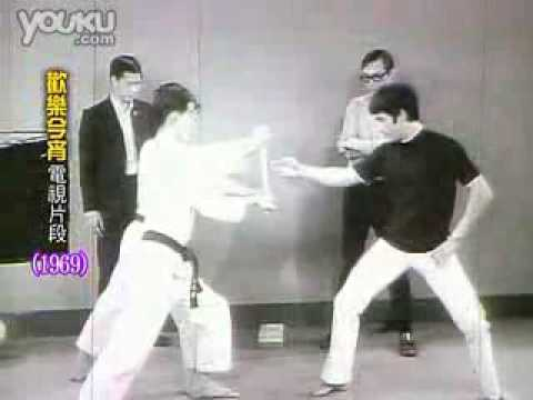 Bruce Lee's amazing Kung Fu one inch punch