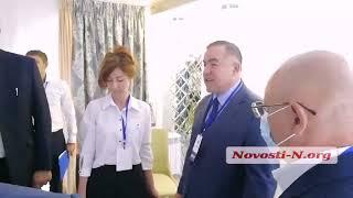 Партия «За майбутнє» выдвинула Юрия Гранатурова кандидатом в мэры Николаева