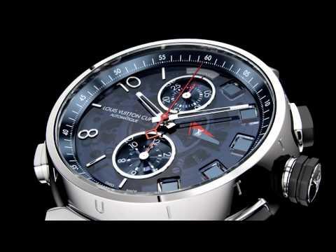 MyWatchSite – Louis Vuitton : Tambour Spin Time Régate