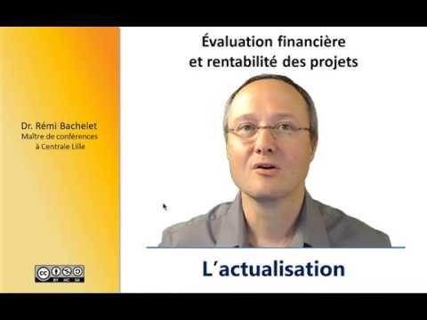 Vidéo d'introduction au Retour sur investissement et actualisation