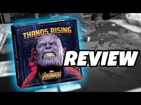 Review | THANOS RISING | USAopoly