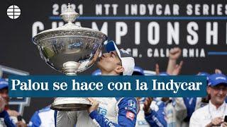 """Álex Palou, campeón de la Indycar: """"Vamos a ir a por otro campeonato"""""""