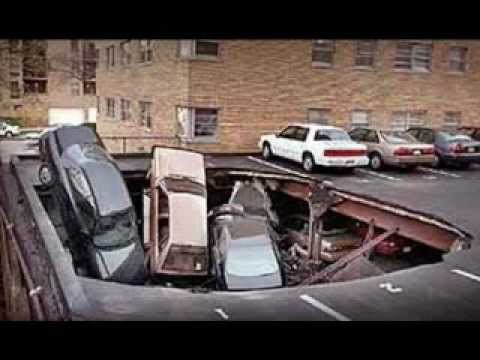 Unusual Car Accidents