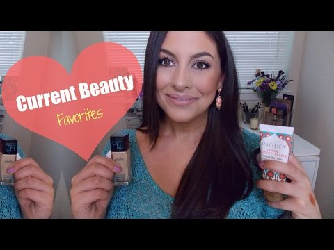 Current Beauty Favorites║February Favs