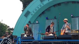 "The Trews - ""So She's Leaving"" live at Its Your Festival 2015"