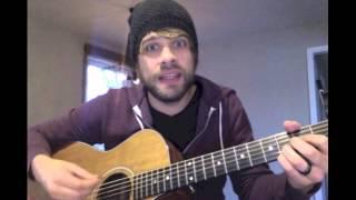 "Josh Wilson - ""Carry Me"" Guitar Tutorial"