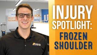 What Is Frozen Shoulder (Adhesive Capsulitis)?