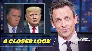 Senate GOP, Except for Mitt Romney, Acquits Trump in Impeachment Trial: A Closer Look
