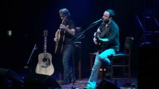 [HD] I'll Back You Up - Dave Matthews & Tim Reynolds (Live @ Planet Hollywood - 12.11.2010)