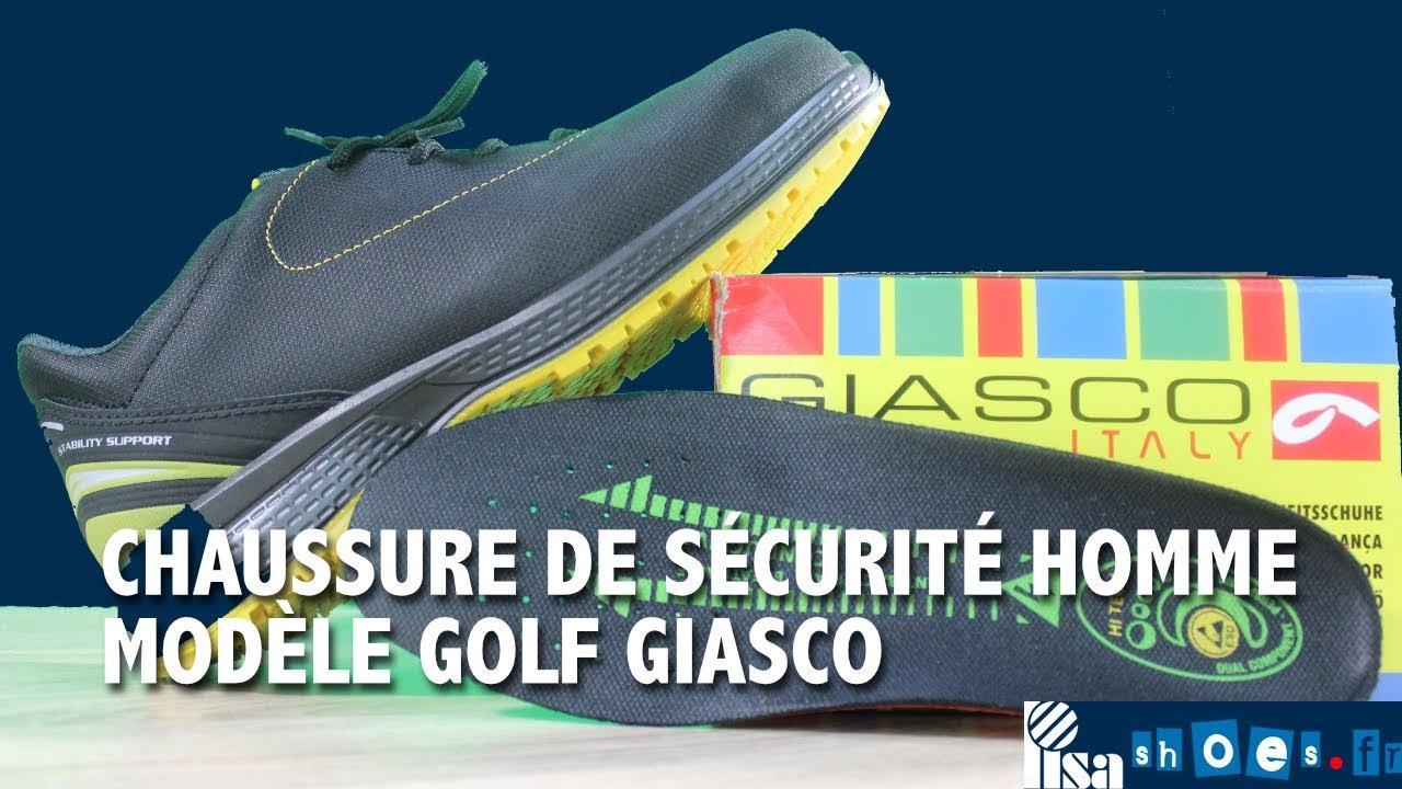 Basket de sécurité electriciens légères S3 confortable LISASHOES