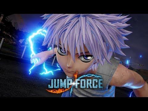JUMP Force - Launch Trailer Remix (2019)