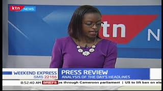 City comes to a standstill as Raila Odinga returns
