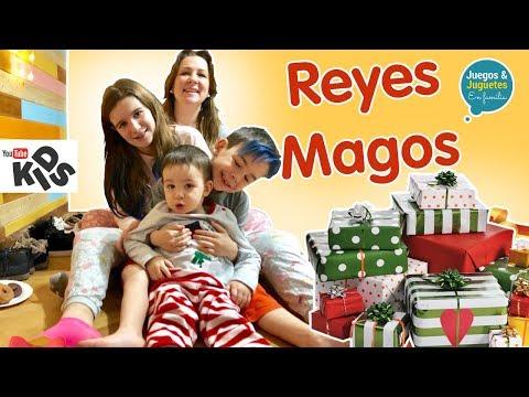 Regalos de REYES MAGOS 2018 🎁 y Cabalgata!