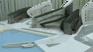 Проект набережной города представили в Новороссийске