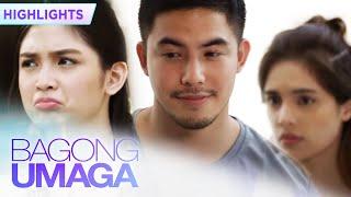 [ABSCBN]  Ely, tinanong si Tisay kung nagseselos siya kay Cai   Bagong Umaga