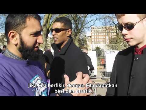 Apa matlamat hidup kamu? Muslim vs ateis