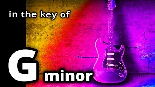DARK MELODIC METAL: G minor Backing Track - Metal Jam Track Uptempo in Am