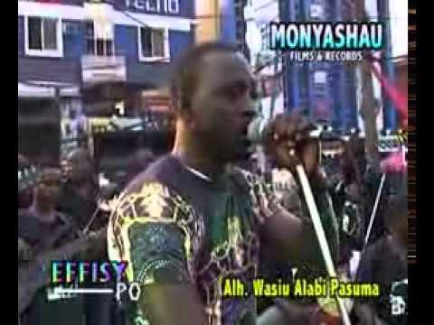 Wasiu Alabi Pasuma - Too Much Effisy