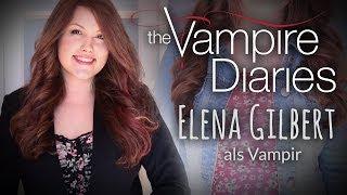 Vampire Diaries L Elena Gilbert Als Vampir